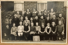 Muskham-School-Scholars-in-1940