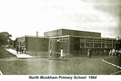 North-Muskham-Primary-School-in-1964